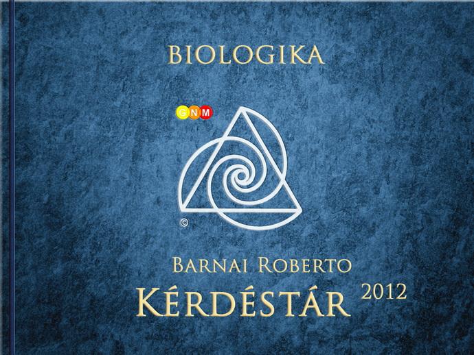 Biologika Kérdéstár borító